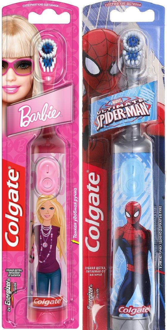 Электрическая зубная щетка бэтмен